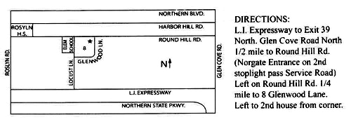 Directions to Dr. Greenberg's Office in Roslyn Heights and East Hills, NY